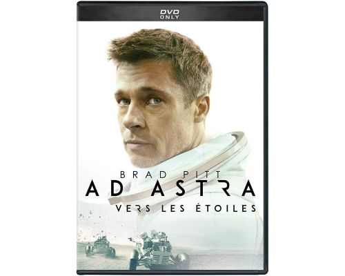 An Ad Astra DVD