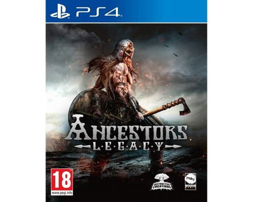 An Ancestors Legacy PS4 Game