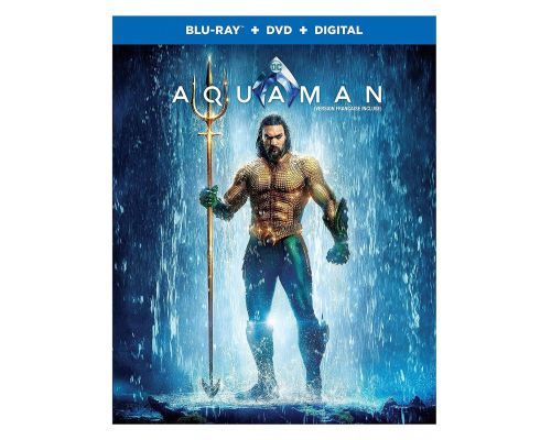 An Aquaman Blu-Ray