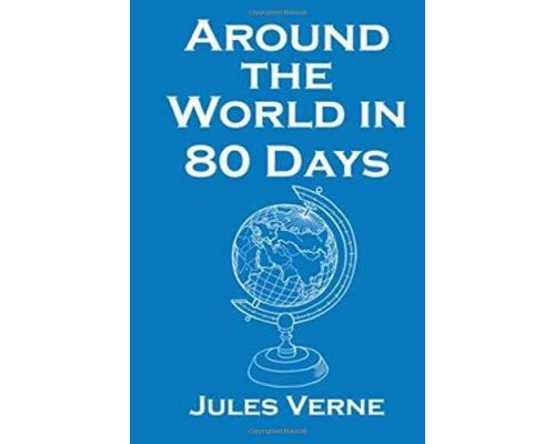 A Around the World in Eighty Days Book