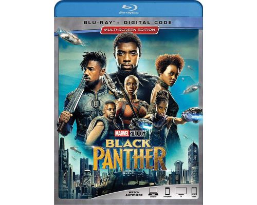 A Black Panther Blu-ray