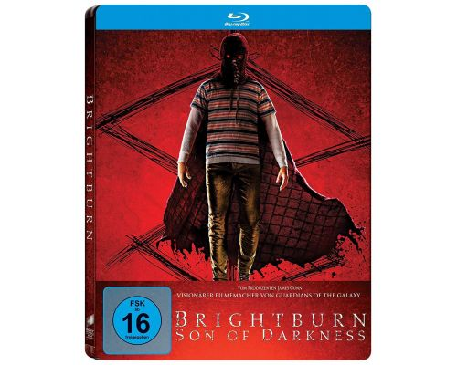 Un Blu-Ray Brightburn: Son of Darkness