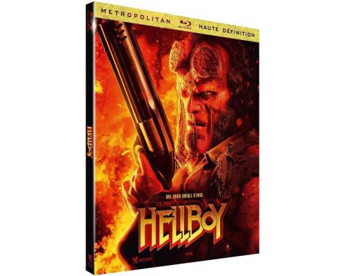 Un BluRay Hellboy
