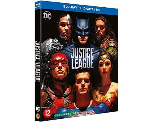 Un BluRay Justice League