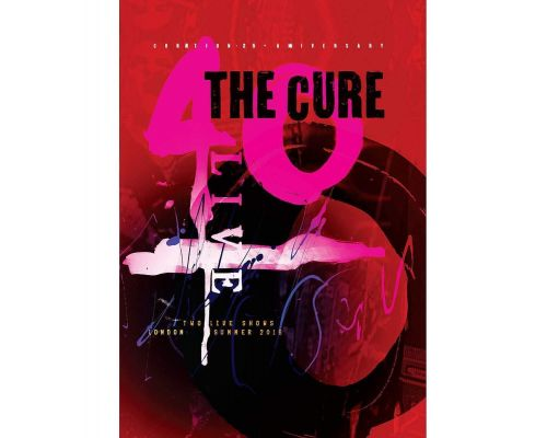 Ein BluRay The Cure - Curaetion 25 - Anniversary