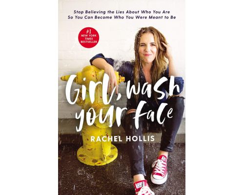 A Book Girl, Wash Your Face