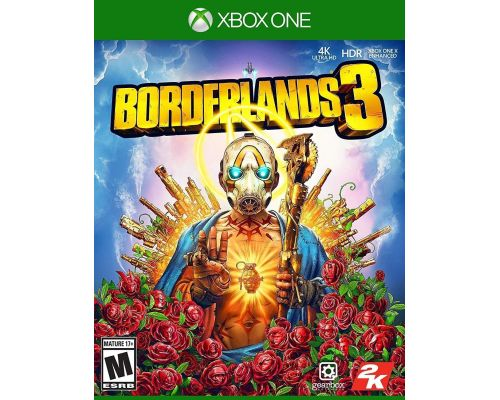A Borderlands 3 Xbox One Game