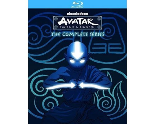 A Box Set Avatar - The Last Airbender: The Complete Series Blu-Ray