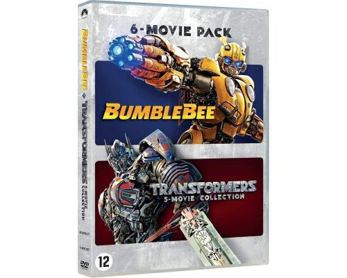 Un Box Set DVD Transformers