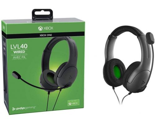 40 dollarin stereokuuloke Microsoft Xbox Onelle