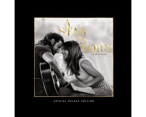 Un CD A Star Is Born Soundtrack                                                                                                                                                                    +