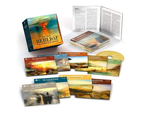 Un coffret CD Berlioz : the Complete Works
