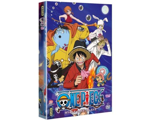 Un Coffret DVD One Piece-Whole Cake Island-Vol. 7
