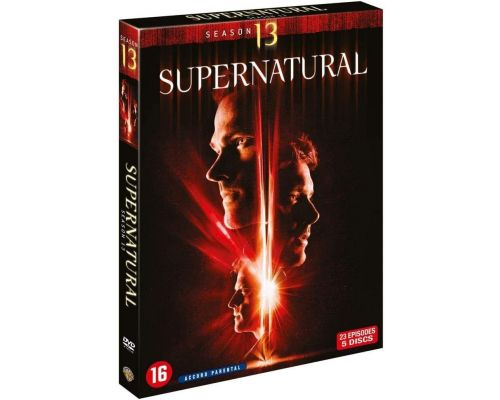 Un Coffret DVD Supernatural-Saison 13