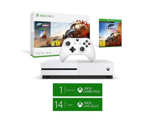 Une Console Xbox One S 1 To avec Forza Horizon 4