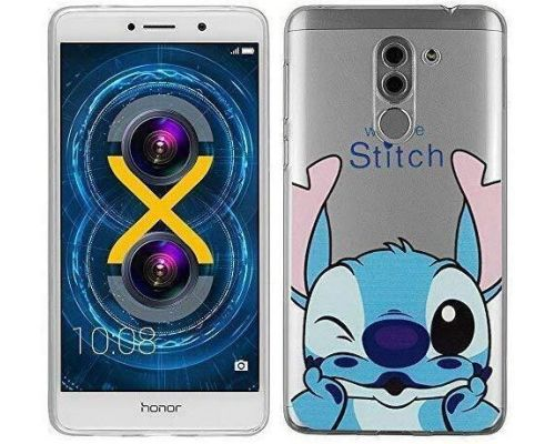 Custodia Disney Stitch per Huawei Honor