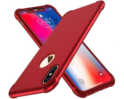 A Red iPhone X / XS Case