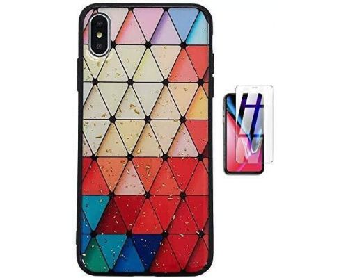<notranslate>A Multicolor iPhone XR Silicone Case</notranslate>