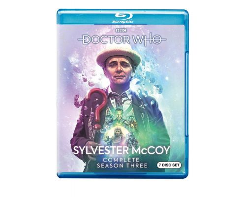 <notranslate>A Doctor Who: Sylvester McCoy Complete Season Three Blu-ray</notranslate>