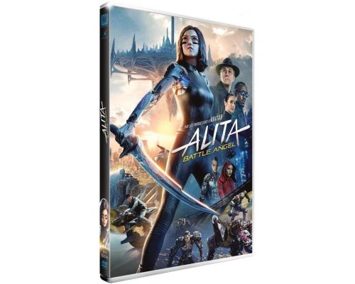Un DVD Alita : Battle Angel