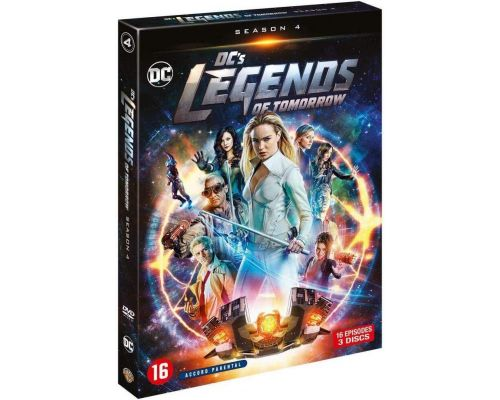 La Saison 4 de DC's Legends of Tomorrow