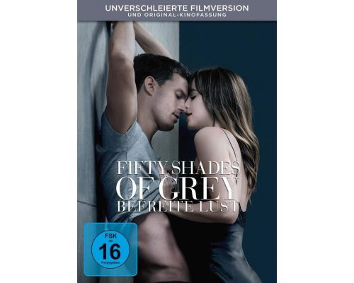 DVD Fifty Shades of Grey - Befreite Lust