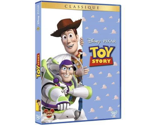 Un DVD Toy Story