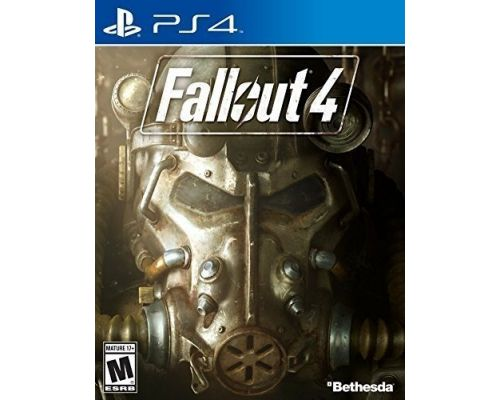 A Fallout 4 PS4 Games