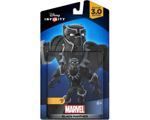 Une Figurine Disney Infinity 3.0 - Marvel Super Heroes : Black Panther