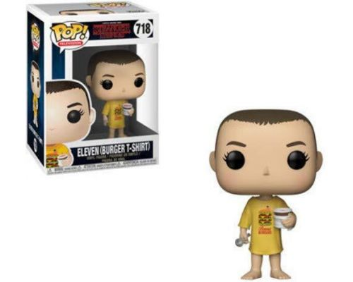 Une Figurine Pop - Stranger Things - Eleven