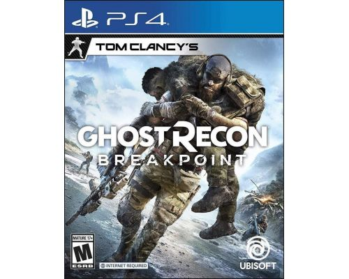 A Ghost Recon Breakpoint PS4 Game