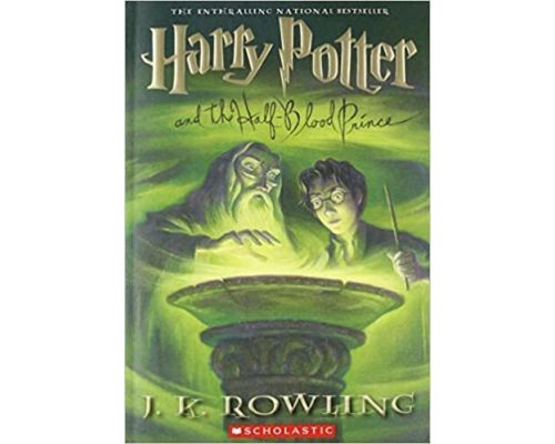 A Harry Potter and the Half-Blood Prince Book