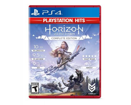 A Horizon Zero Dawn PS4 Game