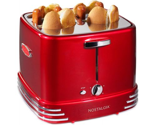 A Hot Dog Toaster