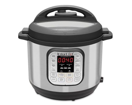 An Instant Pot Duo 7-in-1 Pressure Cooker