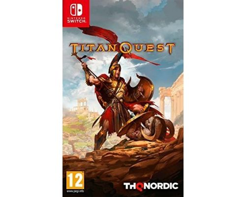 Un Jeu Nintendo Switch Titan Quest