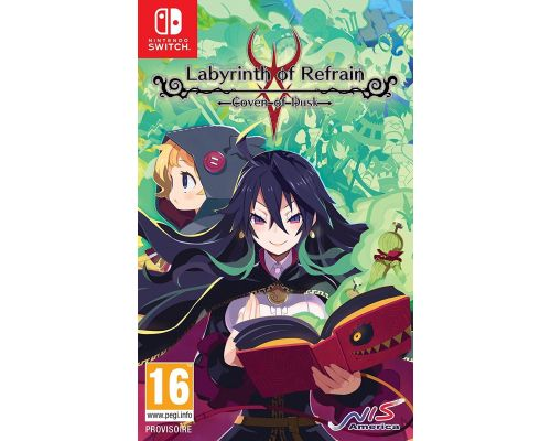 Un Jeu Nintendo Switch Labyrinth of Refrain :Coven of Dusk