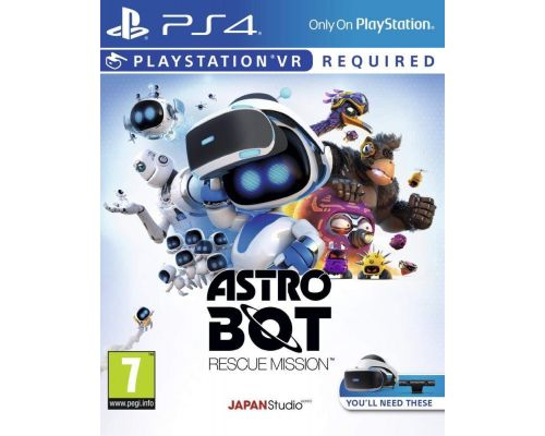 Un Jeu PS4 Astro Bot Rescue Mission