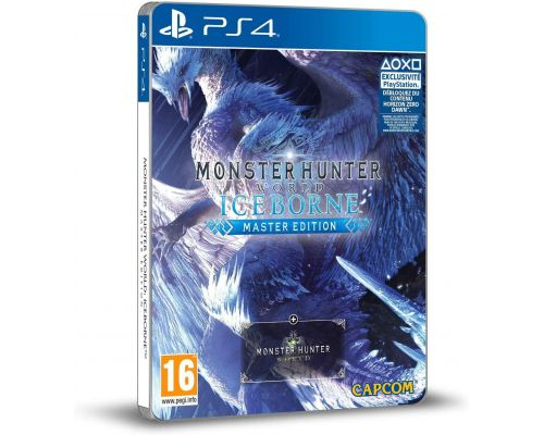 Un Jeu PS4 Monster Hunter World: Iceborne
