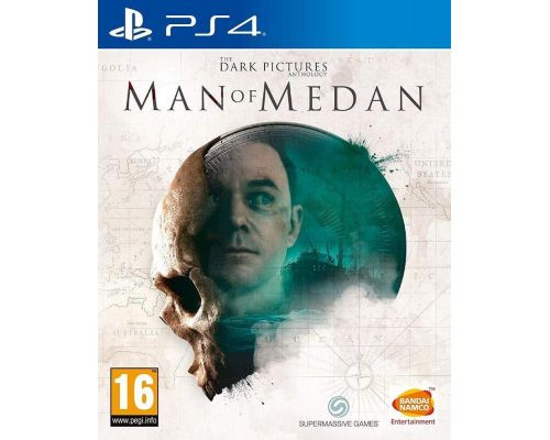 Un Jeu PS4 The Dark Pictures - Man of Medan