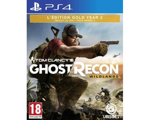 Un Jeu PS4 Tom Clancy's Ghost Recon : Wildlands