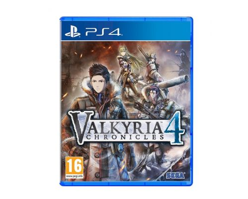 Un Jeu PS4 Valkyria Chronicles 4