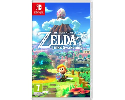 Un Jeu Switch The Legend of Zelda: Link's Awakening
