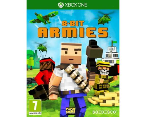 Un Jeu XBox One 8-Bit Armies