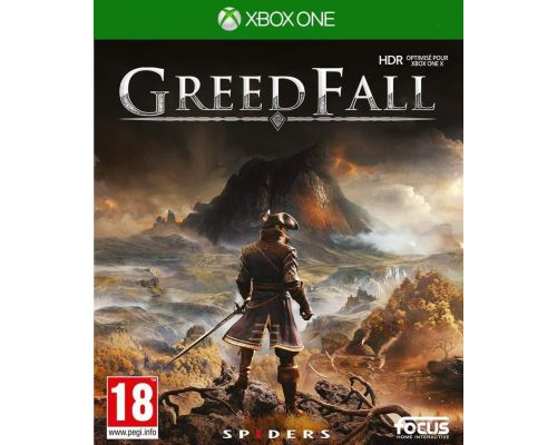 Un Jeu Xbox One GreedFall