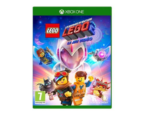 An Xbox One Game The LEGO® Adventure 2