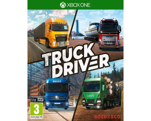 Xbox One Truck Driver Game