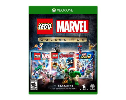 A Lego Marvel Collection Xbox One Game