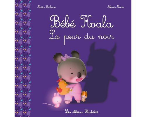 A Koala Baby Book - The Fear of the Black