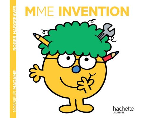 A Madame Invention Book